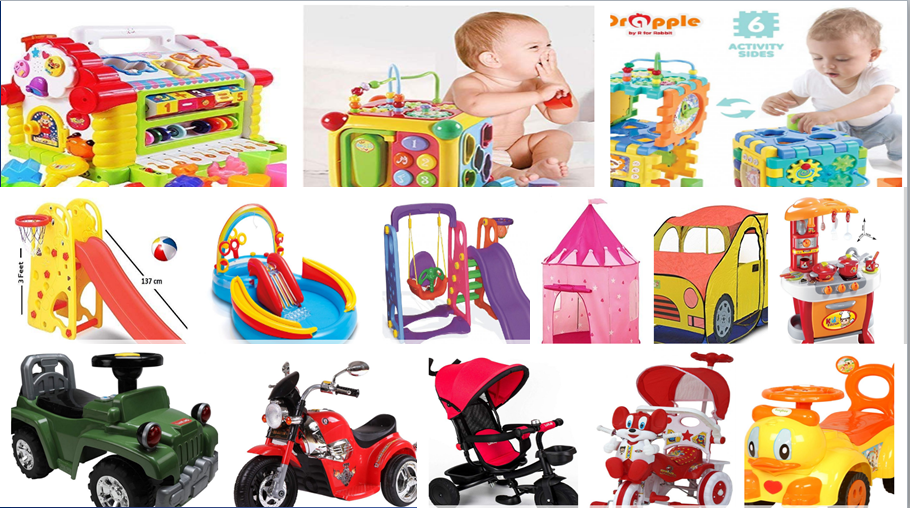Toys for Kids India